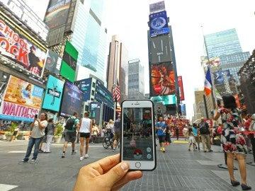 Pokémon Go en Nueva York