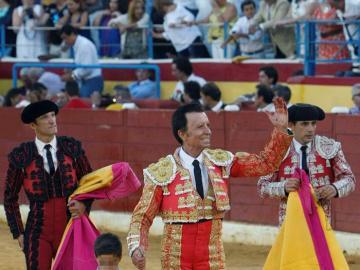 Ortega Cano en su reaparición