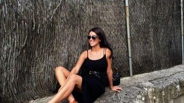 Noelia López con un look perfecto para el verano