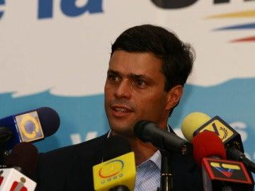 Comienza la audiencia de apelación del opositor venezolano Leopoldo López