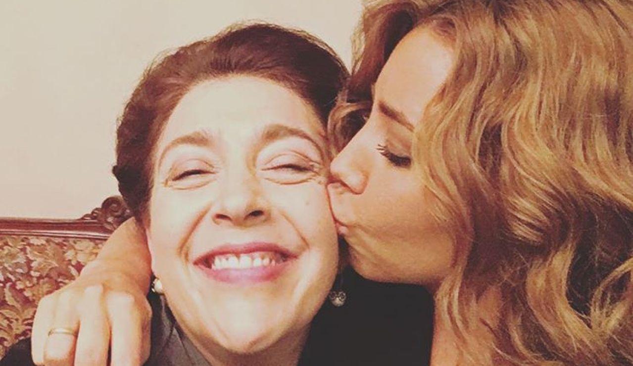 Sandra Cervera y María Bouzas