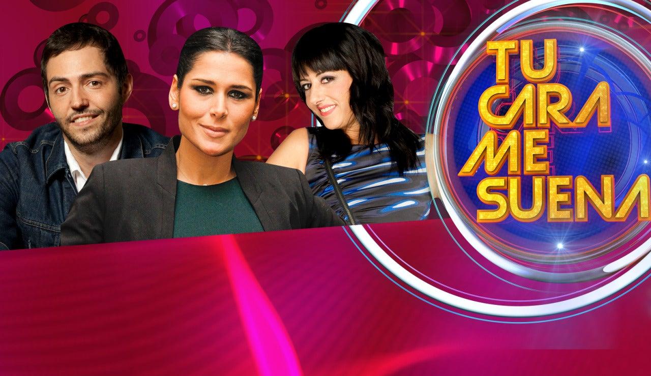 David Guapo, Rosa López y Yolanda Ramos, concursantes de 'TCMS 5'