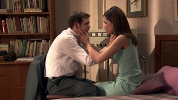 Sofía le cuenta a Guillermo qué ha decidido