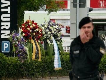 """La Policía de Múnich dice que no encuentra vínculos del tirador con Daesh y cree que fue un """"acto de locura"""""""