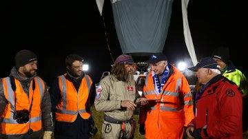 Nuevo récord mundial: la vuelta al mundo en globo en 11 días