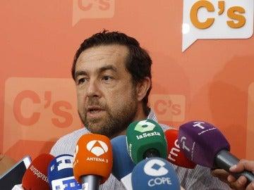 Miguel Gutiérrez de Ciudadanos