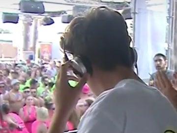 El campamento de verano más musical: una escuela de DJs