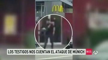 """Testigos españoles describen las horas de pánico: """"Había sirenas de policía y ambulancias por toda la ciudad"""""""