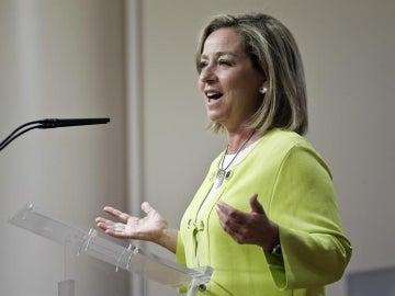 La diputada de Coalición Canaria (CC), Ana Oramas