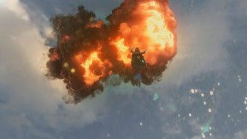 Supergirl no consigue desactivar la bomba