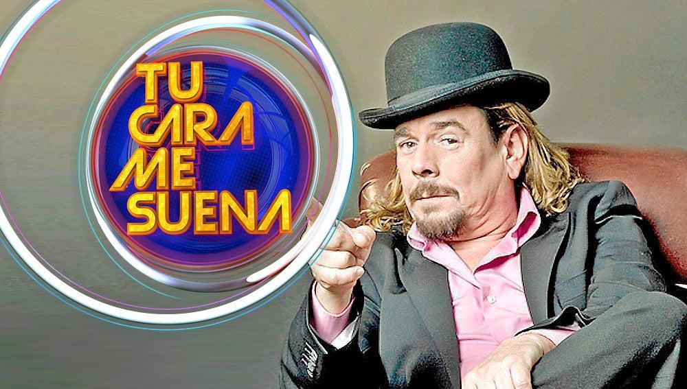 Juan - Concursantes de Tu Cara Me Suena 5