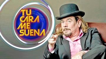 Juan Muñoz, de Cruz y Raya,  nuevo concursante de la quinta edición de 'Tu cara me suena'