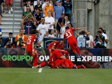 Los goles del Real Madrid - PSG