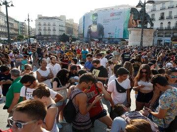 Madrid bate el récord de la quedada Pokémon más multitudinaria del mundo con alrededor de 5.000 personas