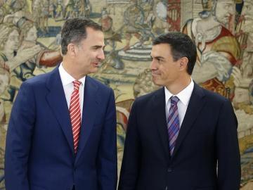 Pedro Sánchez mantiene que no apoyará un Gobierno continuista de Rajoy