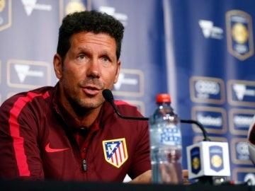 """Simeone: """"Lo de Milán fue una muerte para mí, pero estoy listo para lo que viene"""""""