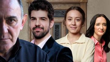 Miguel Ángel Muñoz, Ana Torrent, Blanca Parés y Arturo Querejeta completan el casting de la quinta temporada