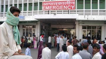 Hospital en India