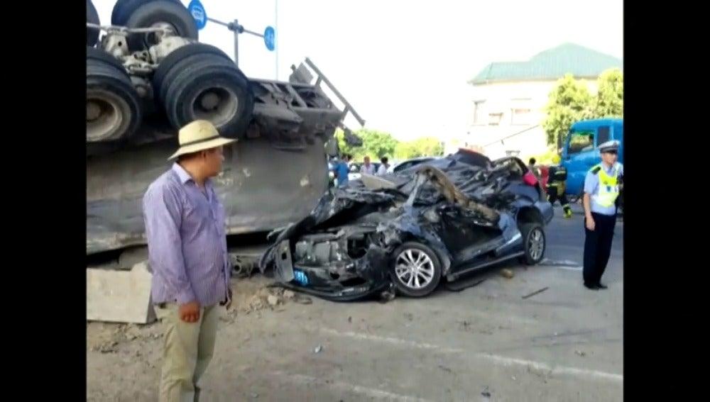 Junichi Masuda muerto tras un brutal accidente de tráfico