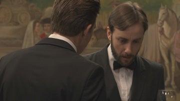 Víctor no perdona a Federico