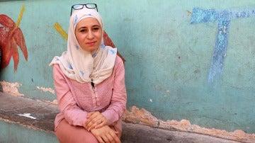 Zakia Shaikho, refugiada sirio-kurda que vive en Líbano