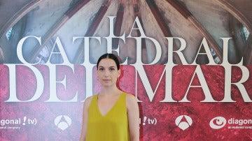 Eva Rufo es Isabel en 'La Catedral del Mar'