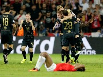 Celtic, Ludogorets y Legia Varsovia, clasificados para la fase de grupos de la Champions