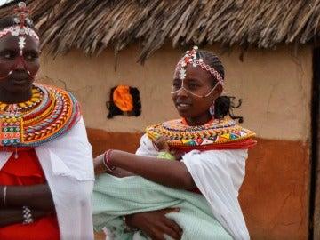 Cambio de rito en las tribus de Kenia