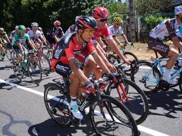 El colombiano Atapuma, nuevo líder de la Vuelta a España