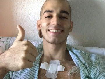Pablo Ráez, un luchador contra la leucemia