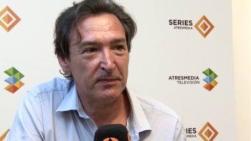 """Ginés García Millán: """"La serie no desmerece al libro"""""""