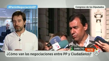 "Rafael Mayoral: ""Seguiremos intentando un gobierno alternativo de izquierdas"""