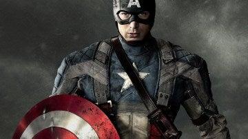 Steve Rogers como Capitán América
