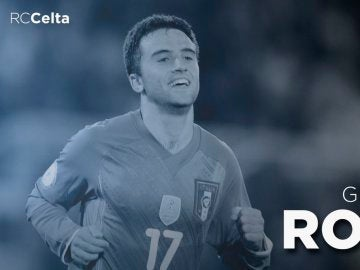 El Celta anuncia la llegada de Rossi