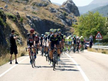 Novena etapa de la Vuelta