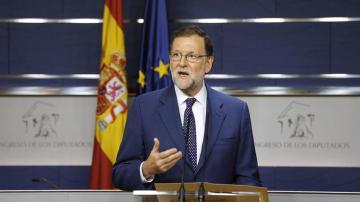 Rajoy se enfrenta a una investidura fallida, de la que responsabilizará al PSOE