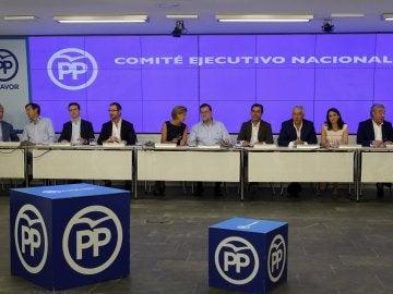 Rajoy convoca al Comité Ejecutivo del PP para analizar los resultados de las elecciones gallegas y vascas