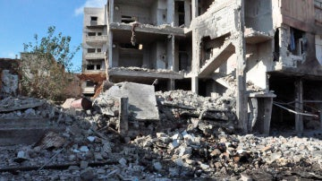 Explosión en Homs, Siria