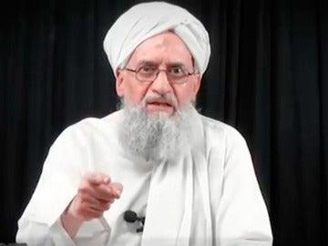Ayman al Zawahiri, líder de Al Qaeda