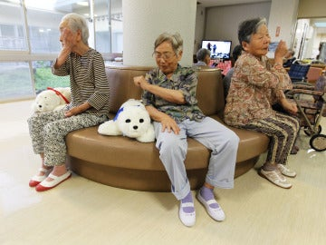 Ancianos japoneses