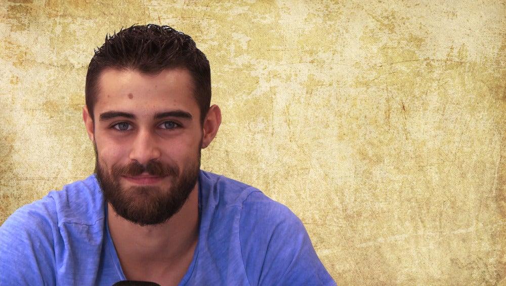 """Pablo Epinosa: """"Es difícil igualar el nivel de compañerismo"""""""