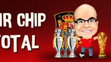 Las estadísticas de Mr Chip tras la segunda jornada de Champions Total