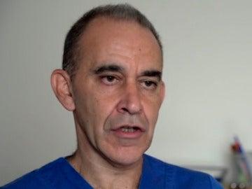 Doctor Hernán Silván