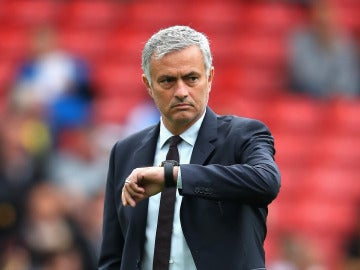 Mourinho carga contra uno de sus jugadores