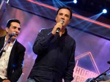 José Ramón de la Morena canta 'Loco', de Enrique Iglesias, en 'El Hormiguero 3.0'