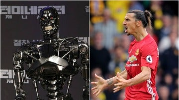 Terminator vs Ibrahimovic