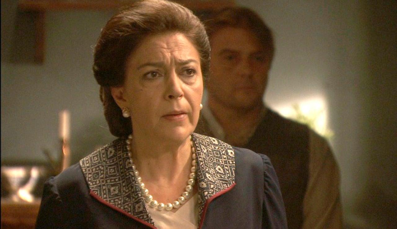 ¿Seguirá Francisca las indicaciones de Garrigues?