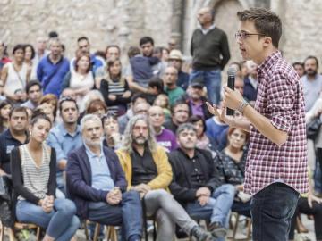 """Errejón asegura que está de acuerdo con Iglesias """"en lo fundamental"""", como el pacto con el PSOE"""