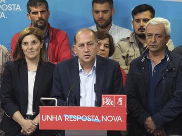 """Leiceaga: """"No podemos estar satisfechos con nuestros resultados"""""""