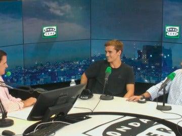 """Griezmann: """"Tuve miedo de que Simeone no siguiera porque aún necesito trabajar con él"""""""